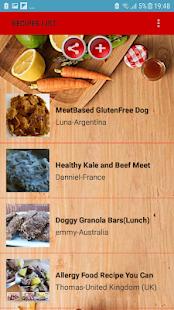 Pets food apps on google play screenshot image forumfinder Images