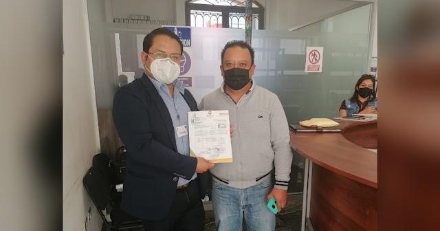 Zacatelco, primer municipio en entregar cuenta pública