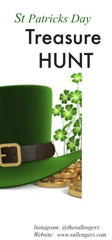 St Patricks Day Treasure Hunt