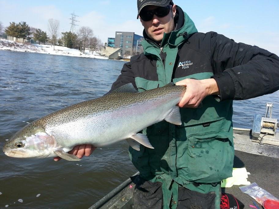 Grand Rapids Fishing