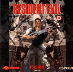 resident evil 1 pc cover