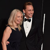OIC - ENTSIMAGES.COM - Amanda Nevil and Tom Hiddlestone at the  Luminous - BFI gala dinner & auction in London  6th October 2015 Photo Mobis Photos/OIC 0203 174 1069