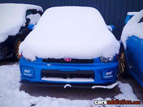 GD Subaru Impreza STI