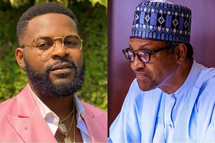 BREAKING: You know nothing about respecting people's will – Falz replies Buhari