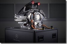 Power Unit Mercedes