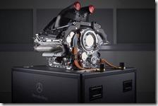 Power Unit Mercedes