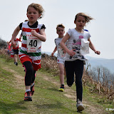 Hawkswick U8 race