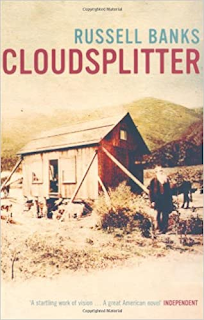 Cloudsplitter by Russell Banks reviewed by Rob McInroy