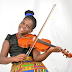 Meet the 9 year old violin player from Nigeria (photos)