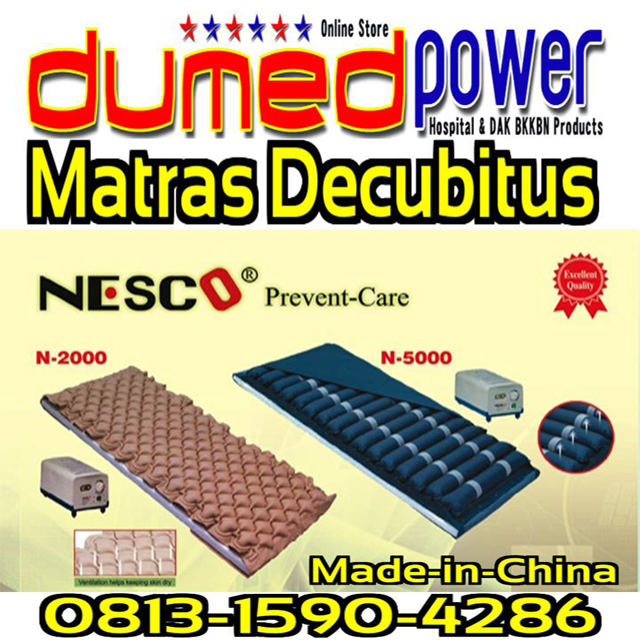 Matras-Anti-Decubitus-Type-N-2000-N-5000-Nesco-Made-in-China