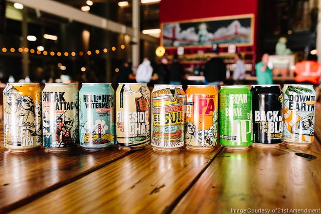 21st Amendment Brewery Expands into Kentucky & Connecticut