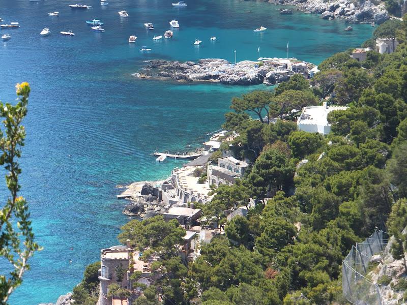 Isola de Capri, Costa Amalfitana, Italia