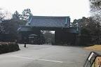 江戸城:乾門