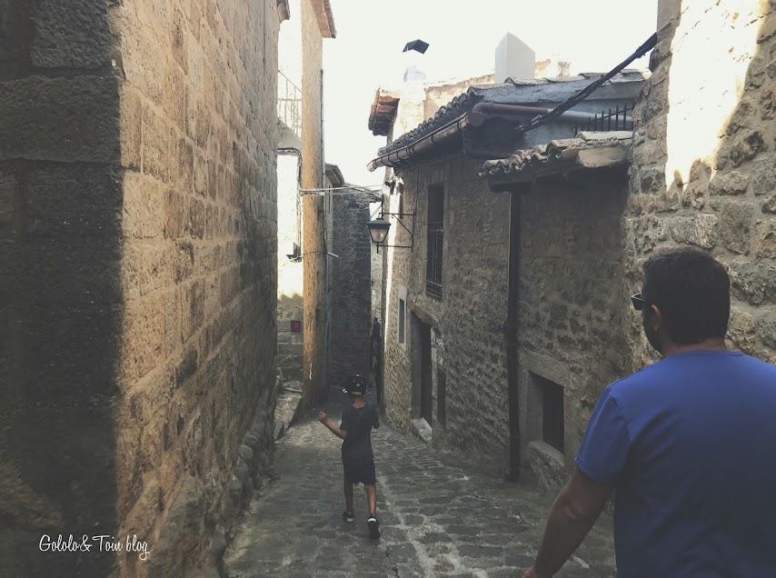 Pueblos medievales en España para visitar con niños