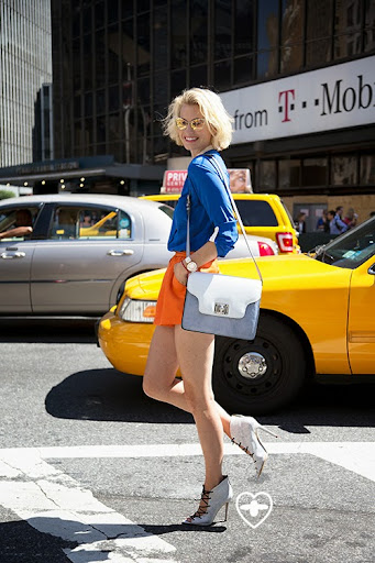 Zanita Morgan; model; Tom Ford glasses; Miss Wu top; Style Stalker shorts; Emma Kuo bag; Mode Collective shoes; blogger;
