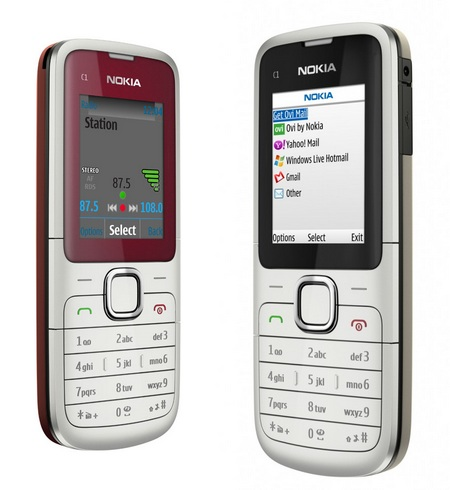 Nokia C1-01 | Cellular Information