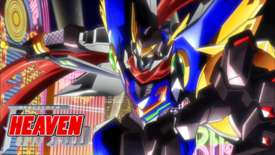 CardFight! Vanguard Link Legion Mate Hen - Ep 09
