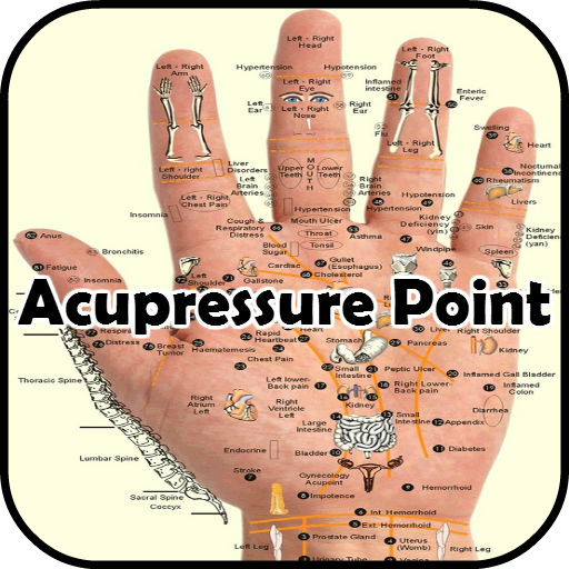 Acupressure Points: Self Healing at Home - Apps on Google Play