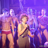WWW.ENTSIMAGES.COM -    Murder on The Dance floor - Rotation by the cast of West End Bears   performed  at      West End Bares 2014 - Nude Dunnit at Cafe de Paris, London September 7th 2014Annual dance/burlesque fundraising show hosted by TheatreMAD in aid of The Make A Difference Trust.  Photo Mobis Photos/OIC 0203 174 1069