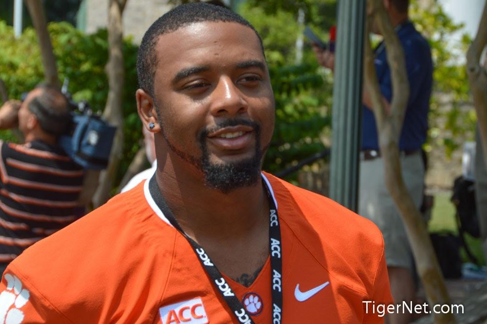 2013 ACC Football Kickoff Photos - 2013, Football, Tajh Boyd