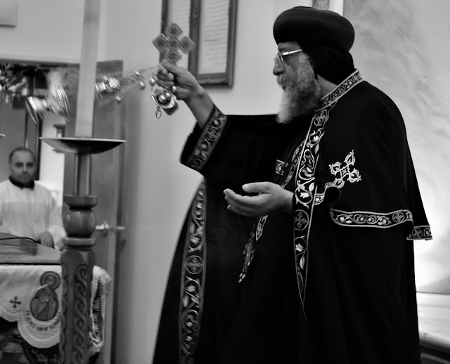 His Holiness Pope Tawadros II visit to St. Mark LA - DSC_0220.JPG