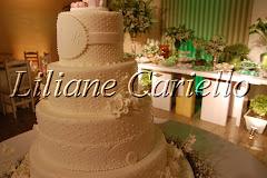 Fotos de decoração de casamento de Casamento Mariana e Rodrigo no Real Astoria da decoradora e cerimonialista de casamento Liliane Cariello que atua no Rio de Janeiro e Niterói, RJ.