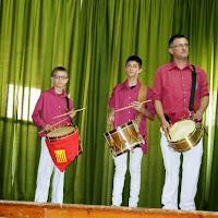Audició Escola de Gralles i Tabals dels Castellers de Lleida a Alfés  22-06-14 - IMG_2362.JPG