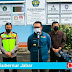 Wabup Ciamis Yana, Sambut Kedatangan Gubernur Jabar Di Ponpes Darussalam