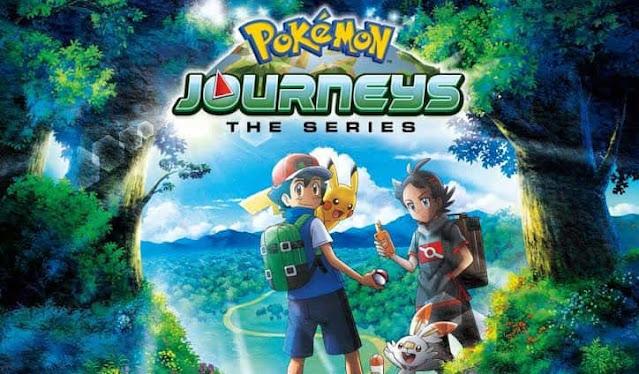 Pokémon Journeys: The Series akan Kembali Lagi, Kapan Tanggal Rilisnya?