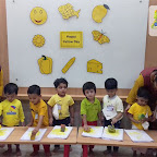Yellow Day Celebration by Playgroup Evening Section at Witty World, Chikoowadi (2018-19)