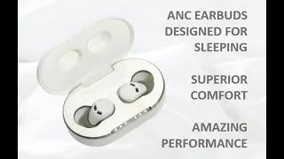 أصغر سماعات أذن ANC للنوم - QuietOn 3