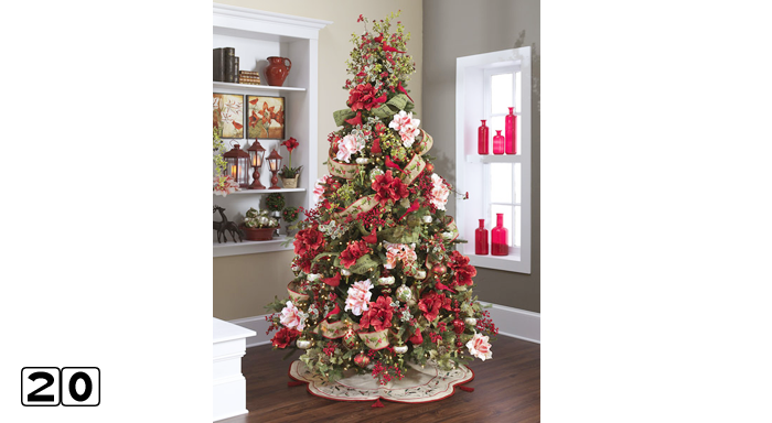 Christmas Tree Decorating Ideas Look Great with Picture 020