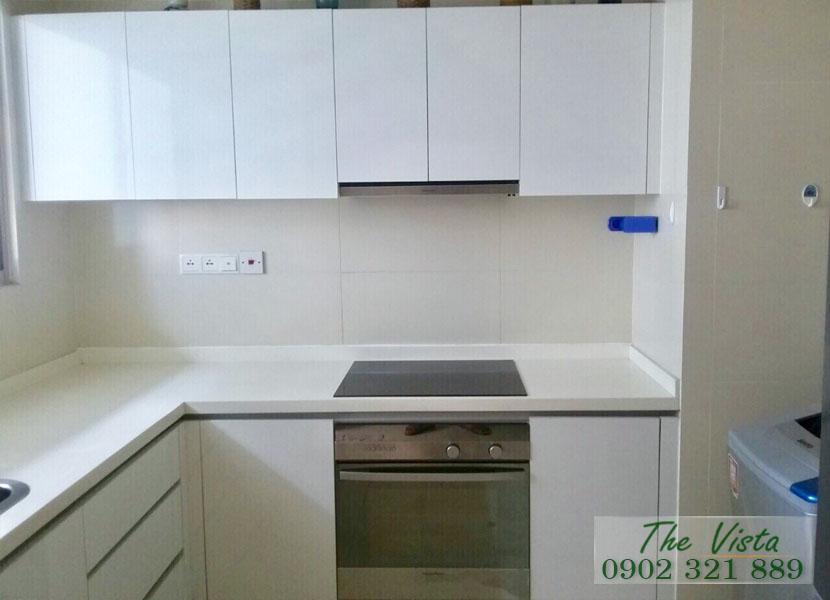 The Vista Quận 2 - Tủ bếp căn hộ