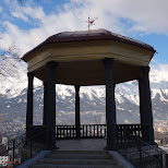 chapelle with best view of innsbruck in Innsbruck, Tirol, Austria