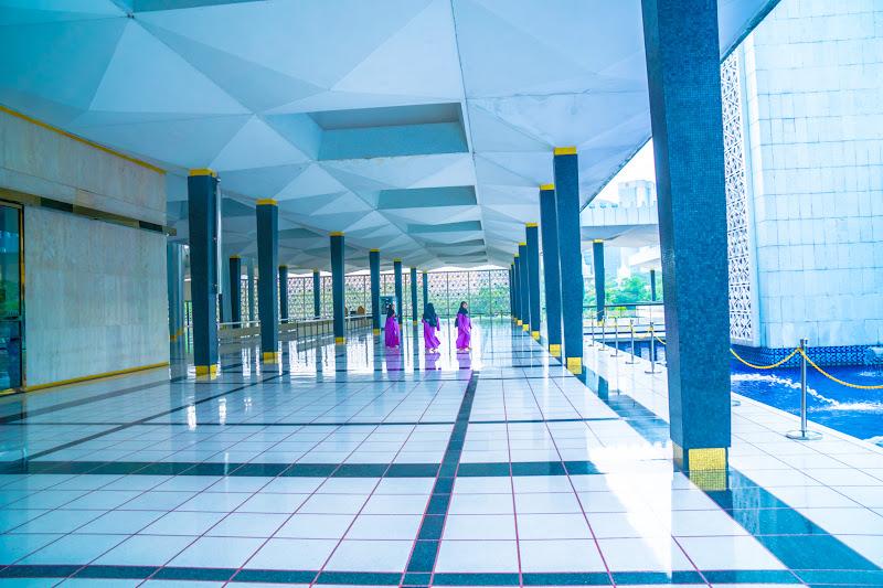 クアラルンプール 国立モスク6