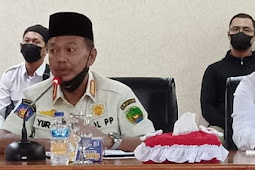 Dewan Beri Limit Waktu Satpol PP Bongkar Pagar PT. Indomarco