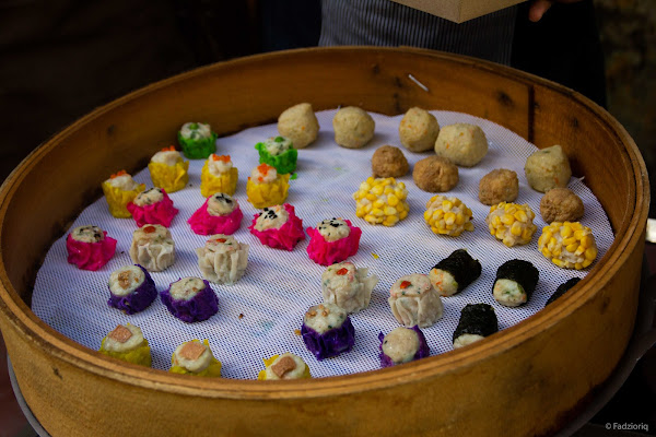 Choices of the Dim Sum