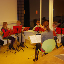 2011 - Opstaporkest en Slagwerkensemble