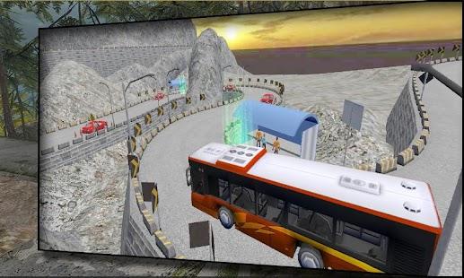 Bus Simulator 2017 Mountain Free - náhled