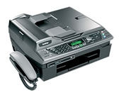 get free Brother MFC-640CW printer's driver