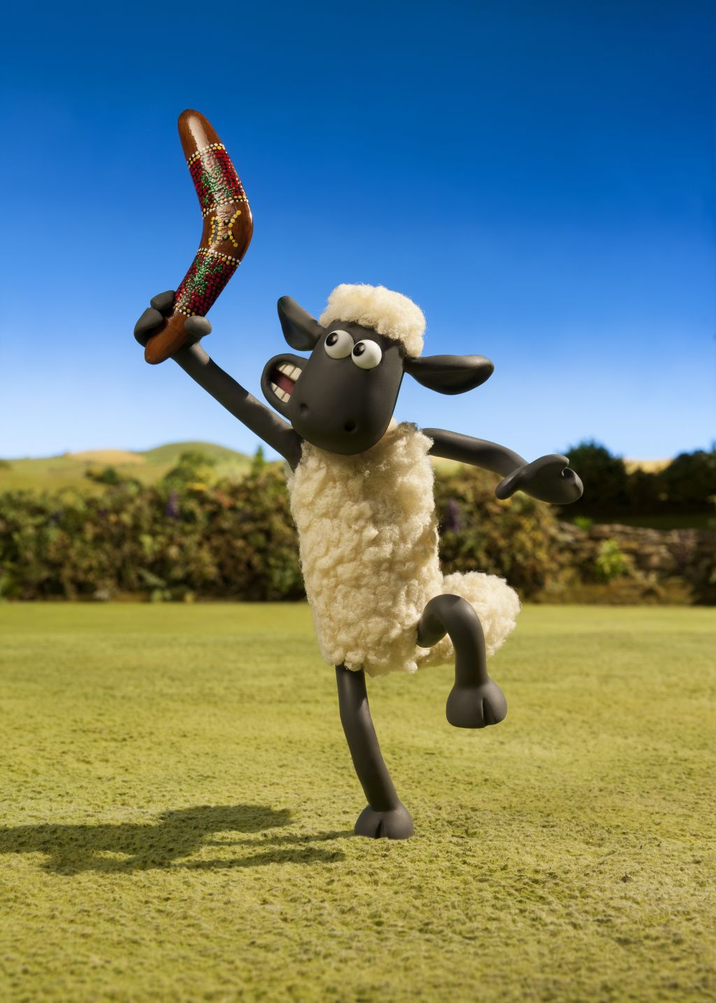 shaun sheep jump rope - HD 1024×1434