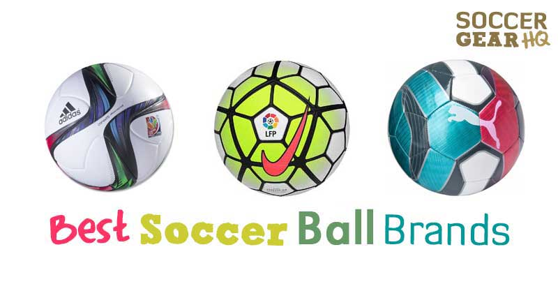Best Soccer Ball Brands