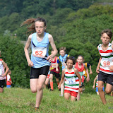 Burnsall Junior fell races