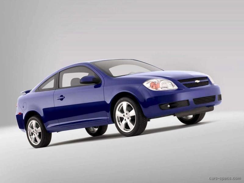 2005 chevrolet cobalt coupe specifications pictures prices. Black Bedroom Furniture Sets. Home Design Ideas
