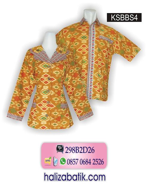 grosir batik pekalongan, Model Busana Muslim Batik, Baju Batik Terbaru, Baju Modern