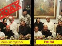Lihat! Kelompok Pembenci Ulama Pemfitnah Habib Rizieq Selingkuh, Gunakan Foto Editan