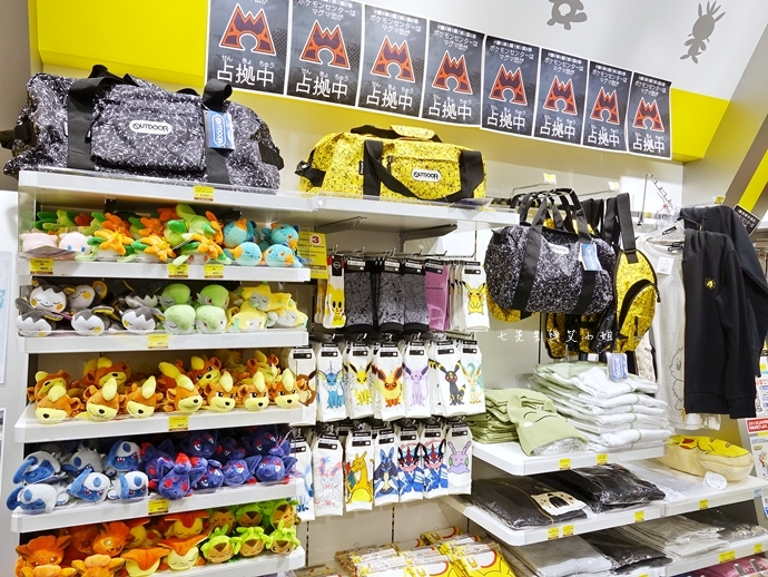 7 成田機場 寶可夢 神奇寶貝 皮卡丘 口袋怪獸 專賣店 東京旅遊 東京自由行 日本自由行