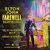 Elton John live Farewell Yellow Brick Road Tour