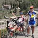 Senza bicicletta!!!! Grande Gustavo!!!!