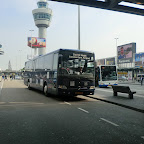 Mercedes van Dorint Hotel Amsterdam Airport